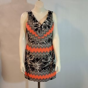 Dex sleeveless dress